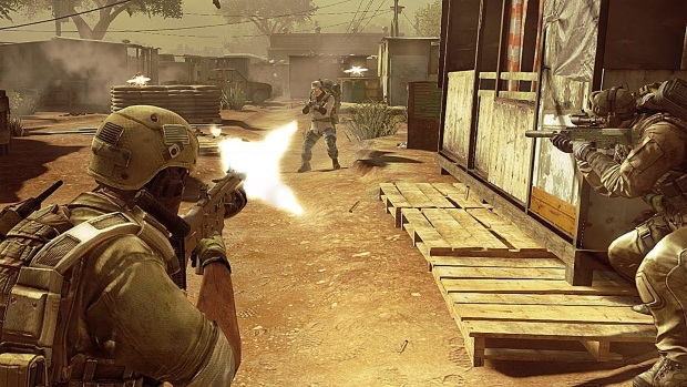 Tom Clancys Ghost Recon Future Soldier Video Game