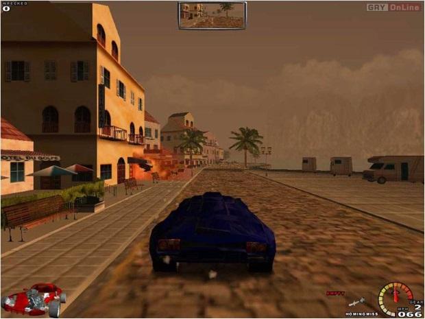Breakneck Video Game