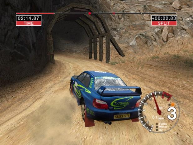 Colin McRae Rally 04 Screenshots