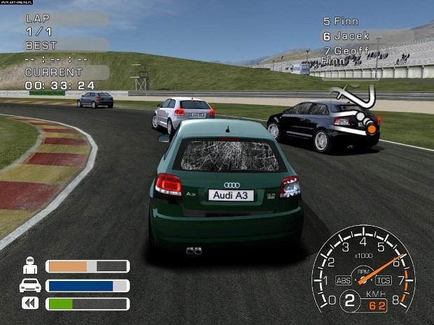 Corvette Evolution GT Screenshots