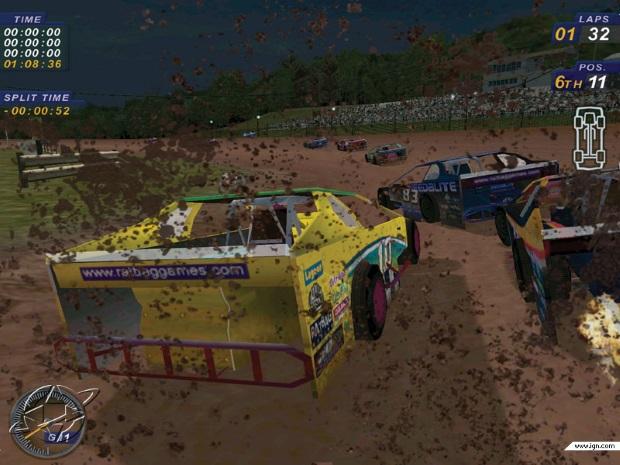 Dirt Track Racing 2 Full Version
