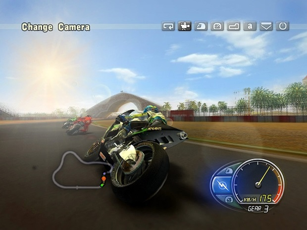 Ducati World Video Game