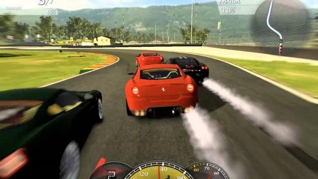 Ferrari Virtual Race Full Version