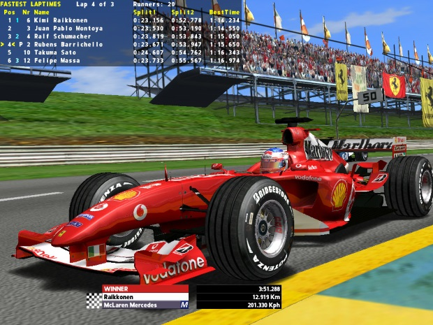 Grand Prix 4 Screenshots