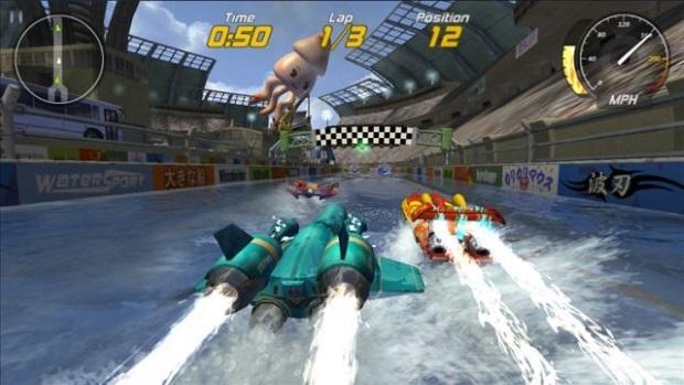 Hydro Thunder Screenshots