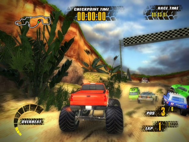 Jungle Racers Screenshots