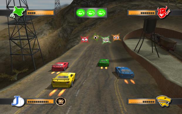 Mashed Drive To Survive Screenshots