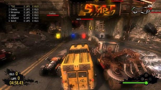 Post Apocalyptic Mayhem Video Game