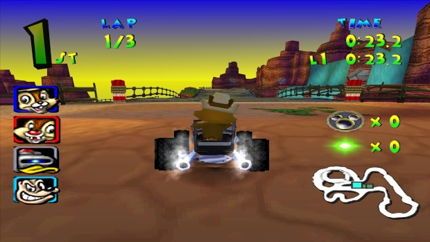 Walt Disney World Quest Magical Racing Tour Screenshots