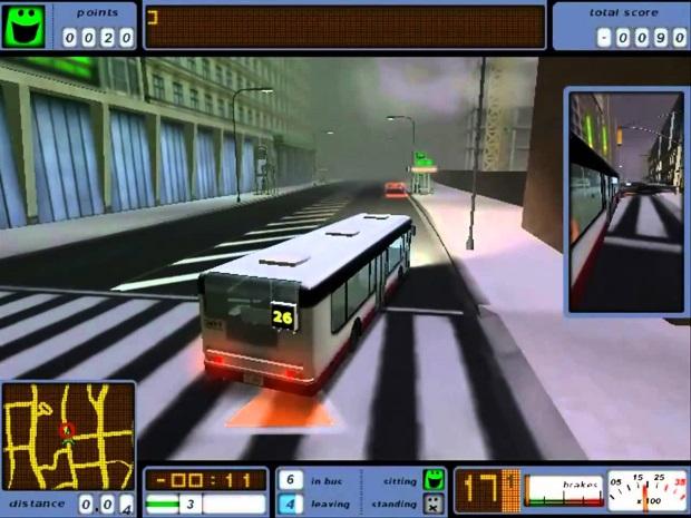 Bus Driver Temsa Video Game