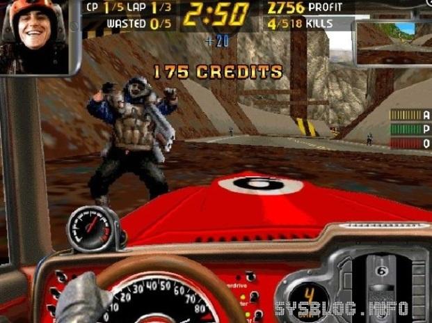 Carmageddon Max Pack Screenshots
