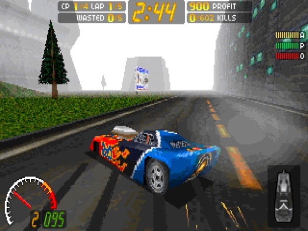 Carmageddon Max Pack Video Game