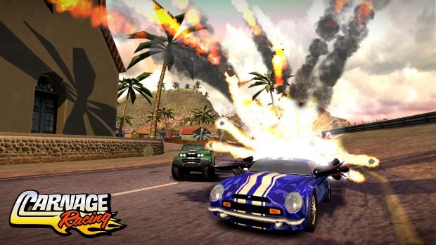 Carnage Racing Screenshots
