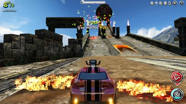 Carnage Racing Video Game
