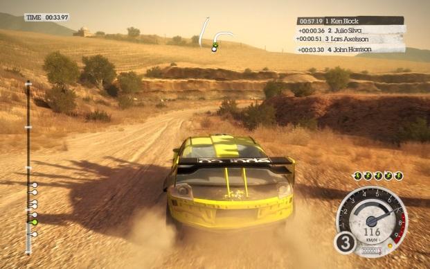 Colin McRae Dirt 1 Screenshots