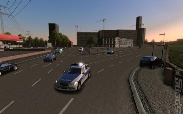Driving Simulator 2011 Video Game