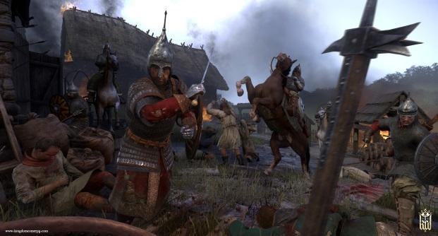 Kingdom Come Deliverance Video Game