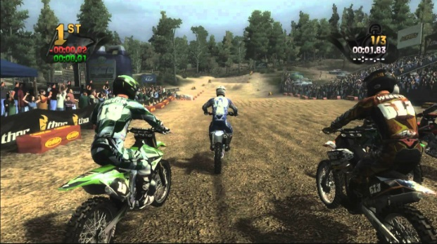 MX vs ATV Reflex Full Version