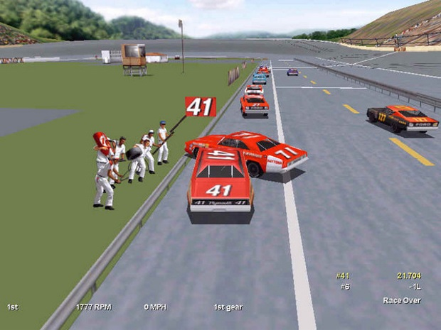 Nascar Legends Video Game