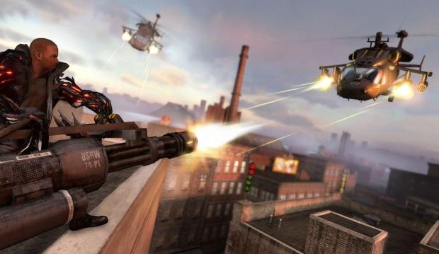 PROTOTYPE 2 Video Game