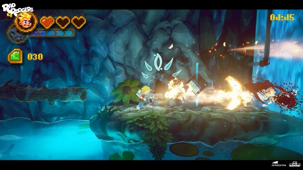 Rad Rodgers World One Legacy Version Video Game