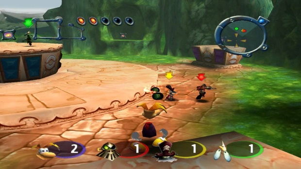 Rayman Arena Video Game