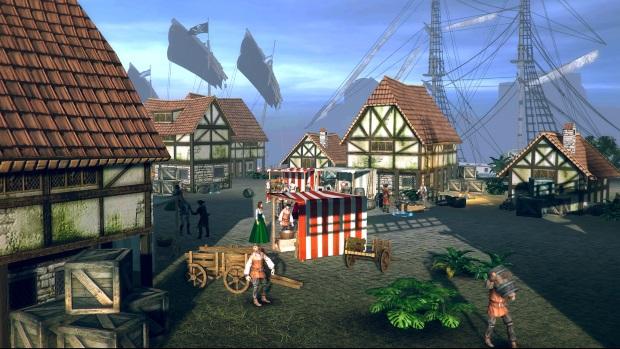 Tempest Jade Sea Screenshots