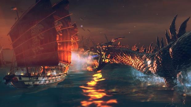 Tempest Jade Sea Video Game