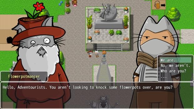 The Chronicles of Nyanya Screenshots