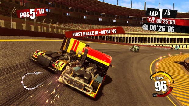 Truck Racer Video Game