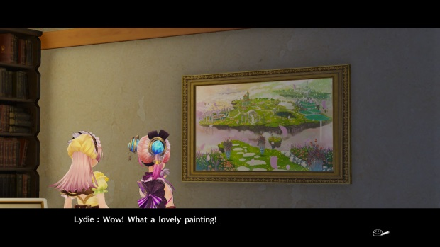 Atelier Lydie And Suelle The Alchemists and the Mysterious Paintings Video Game