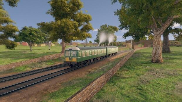 Diesel Railcar Simulator Full Version
