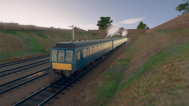 Diesel Railcar Simulator Screenshots
