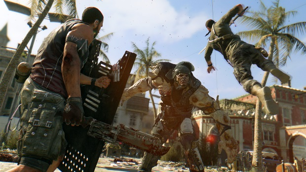Dying Light The Following Enhanced Edition Prison Heist Full Version