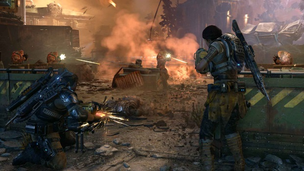 Gears of War 4 Full Version