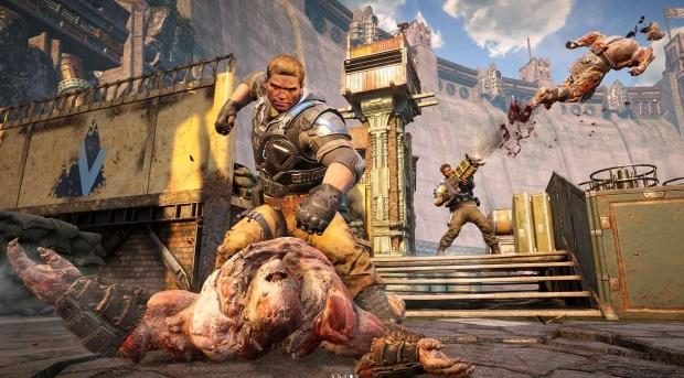 Gears of War 4 Screenshots