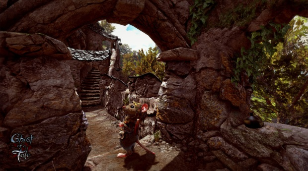 Ghost of a Tale Screenshots