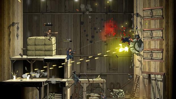 Guns Gore and Cannoli 2 Screenshots