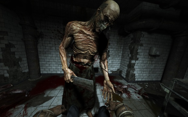 Outlast Video Game