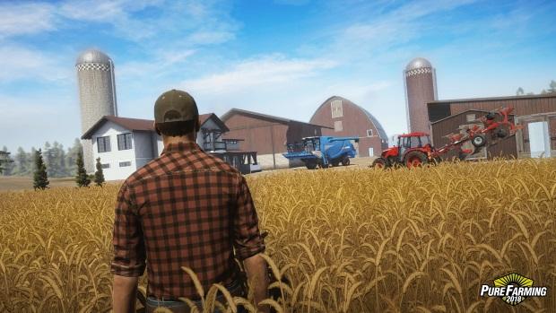Pure Farming 2018 Full Version