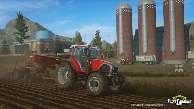 Pure Farming 2018 Screenshots