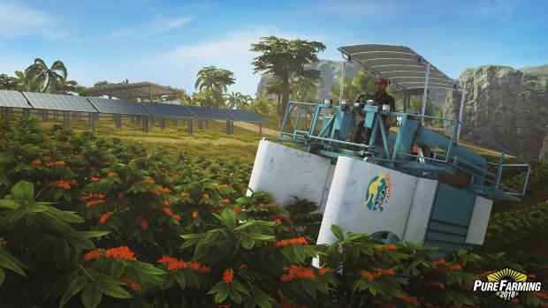 Pure Farming 2018 Video Game