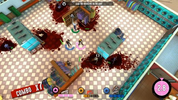 Reservoir Dogs Bloody Days Screenshots