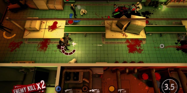 Reservoir Dogs Bloody Days Video game