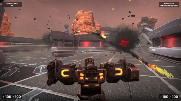 Steel Arena Robot War Full Version