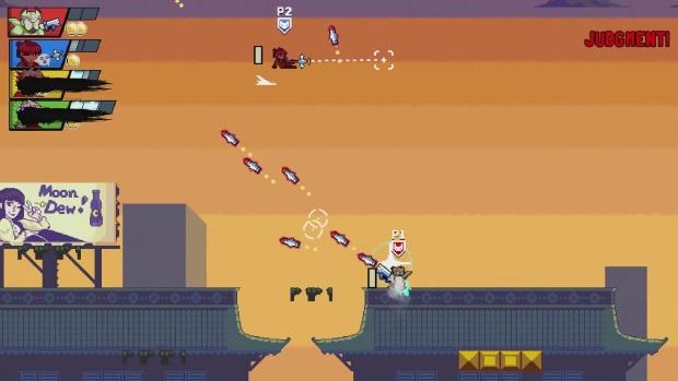 Super Knockoff! VS Screenshots