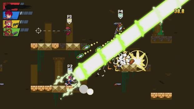 Super Knockoff! VS Video Game