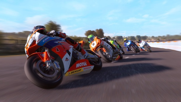 TT Isle of Man Screenshots