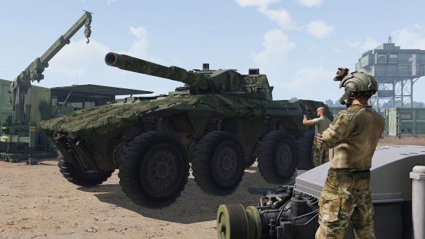 Arma 3 Tanks Full Version