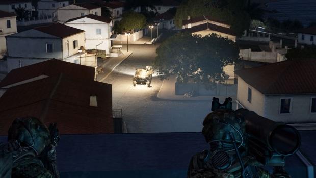 Arma 3 Tanks Screenshots